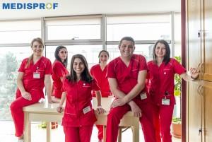 Echipa asistenti